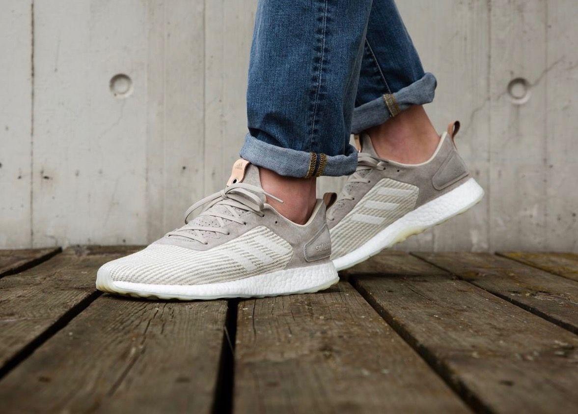 Solebox X Adidas Consortium Pure Boost Dpr Adidas Pure Boost Mod Fashion Men Sneakers