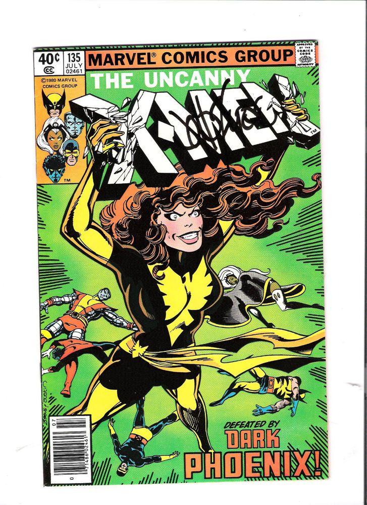 UNCANNY X-MEN #135 Signed by John Byrne! Classic Bronze Age X-Men http://r.ebay.com/VrfFH8