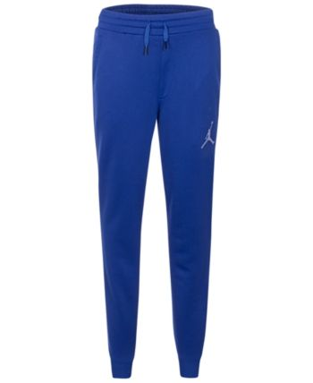 e2d04b66e9b51f Jordan Big Boys Diamond Tricot Jogger Pants - Blue M (10 12)