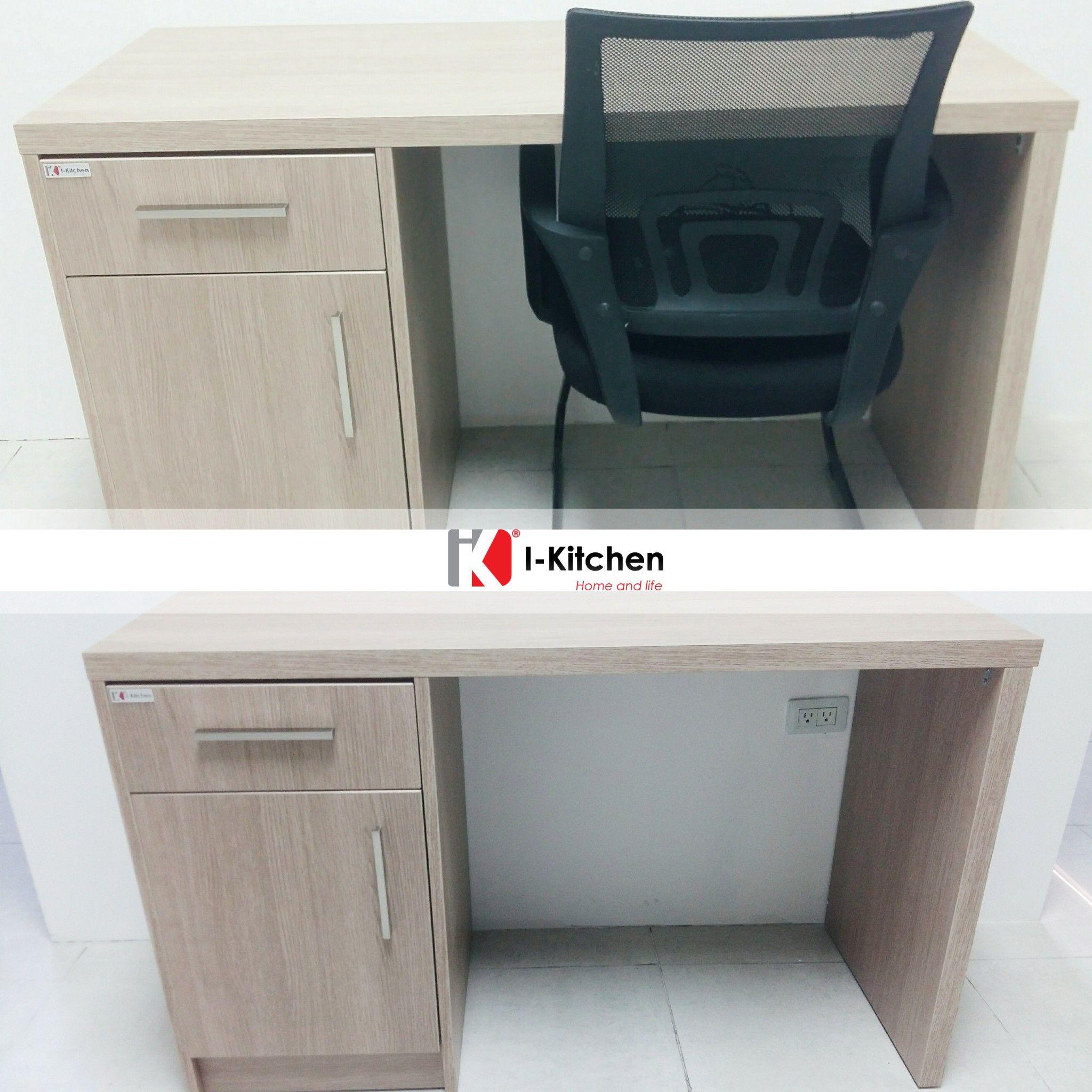 Sencillo y moderno escritorio