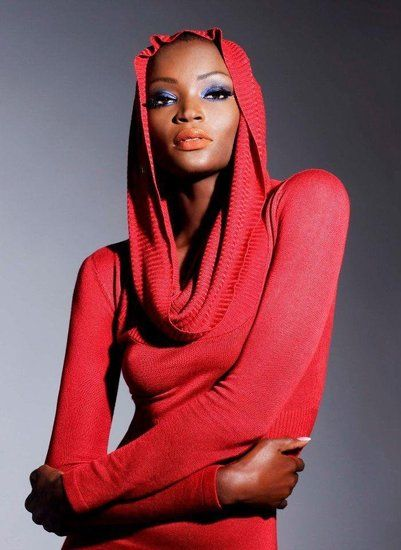 Miriam Odemba - styling by Rosemary Kokuhilwa