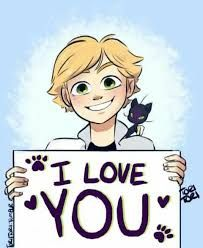 Image result for chat noir and ladybug +18