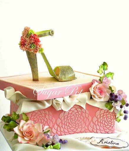 Exquisite Cake Design~