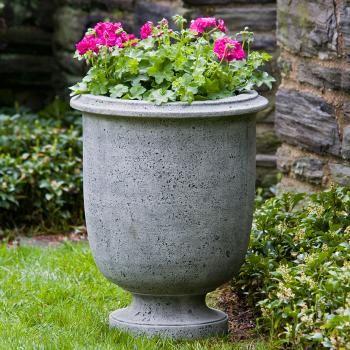 Antibe Cast Stone Planter Urn #planter #urn #pot #patio #garden