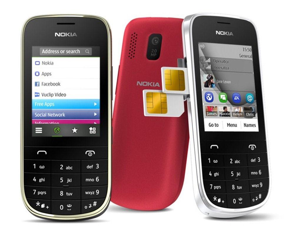 Nokia 6800 2 sim инструкция
