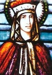 Saint Ludmila of  Mělník,The first known rulers of the early Czechs, the Přemyslids, became the most famous and legendary dynasty of Czech kings. They were closely connected with the Pšovans of Mělník when Prince Bořivoj married Ludmila, daughter of the last Pšovan prince Slavibor, and future grandmother of Czech patron saint Wenceslas.