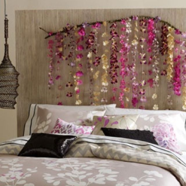 Bedroom Decorating Ideas With Flowers: Inspired By #9 (Bliss Living Duvet