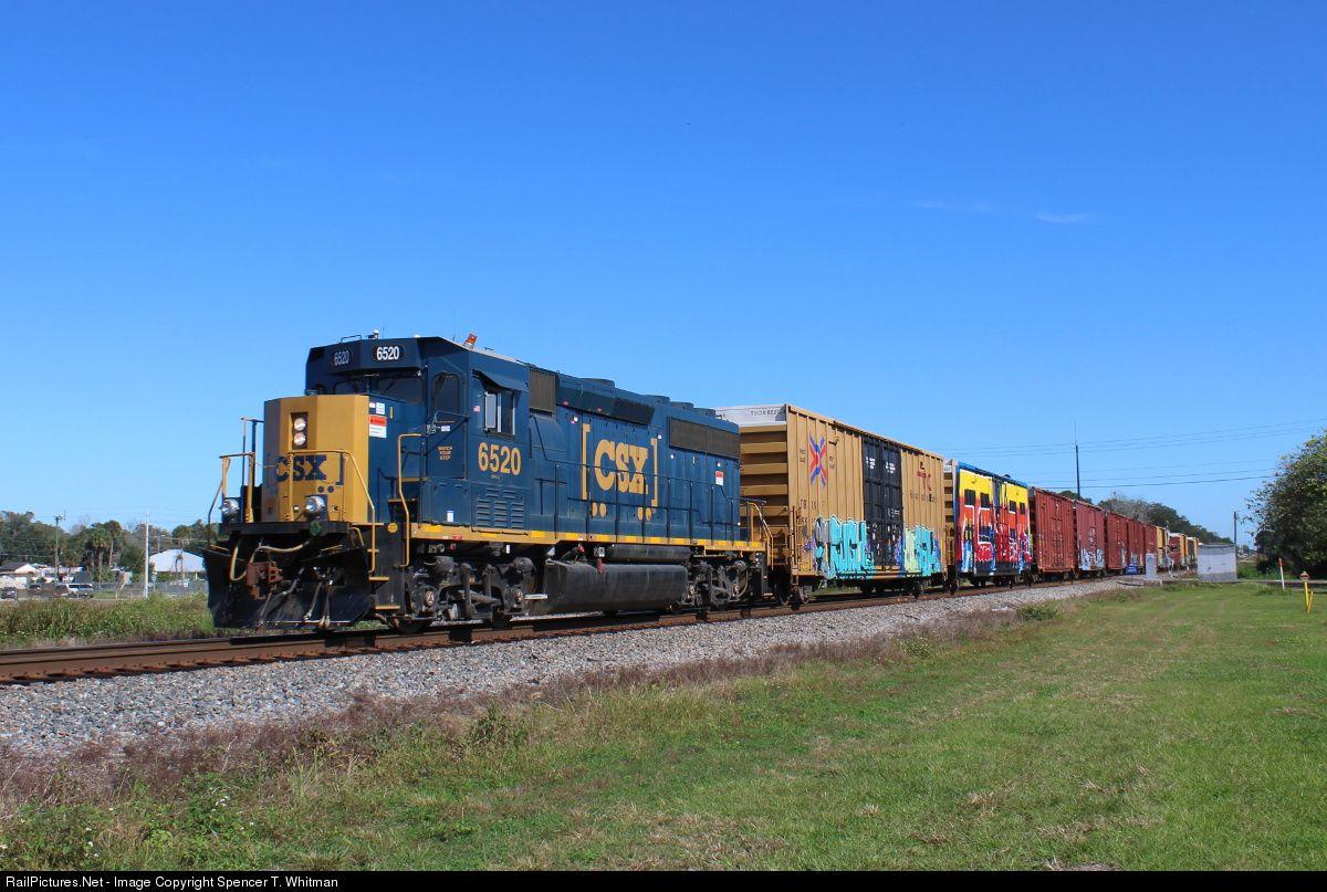 Photo CSXT 5620 CSX Transportation (CSXT