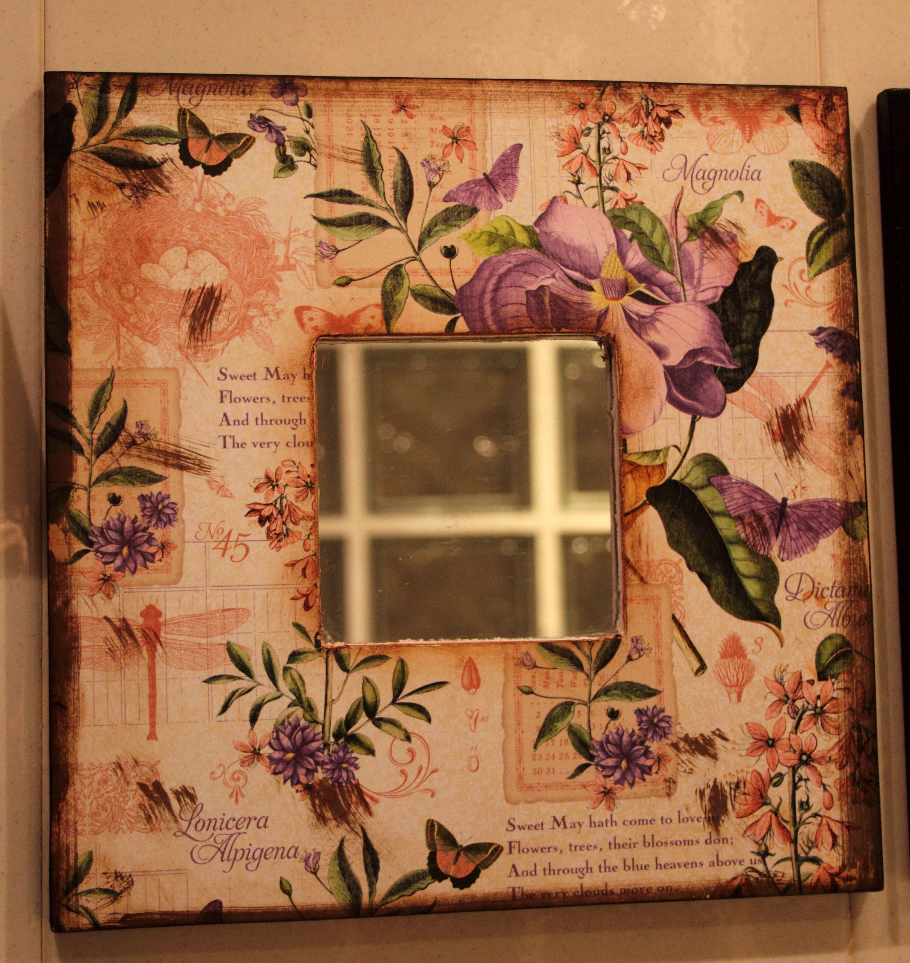 marcos malma decorados ikea tcnicas de scrab