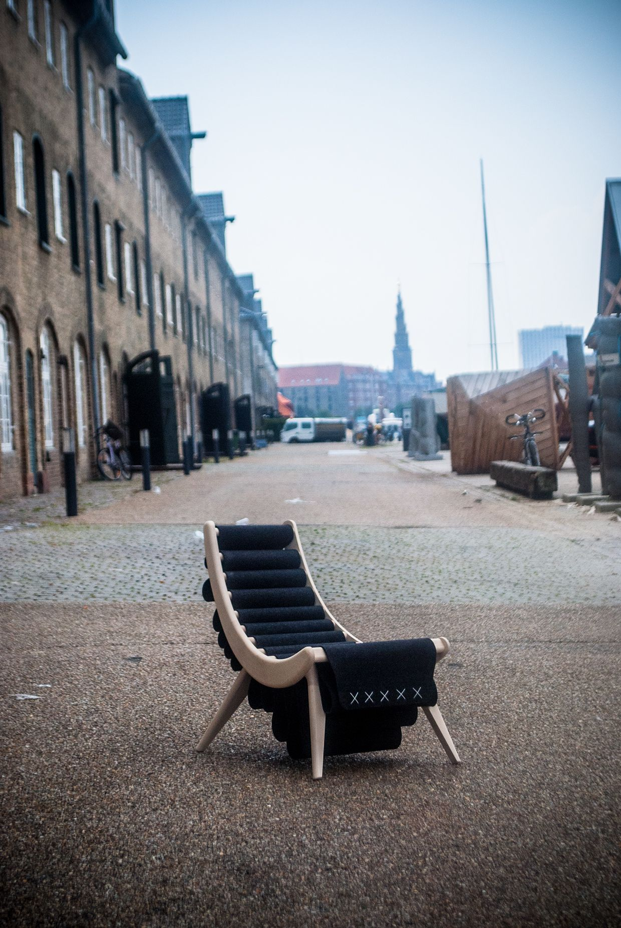 Oves Chair by Brian Keyes