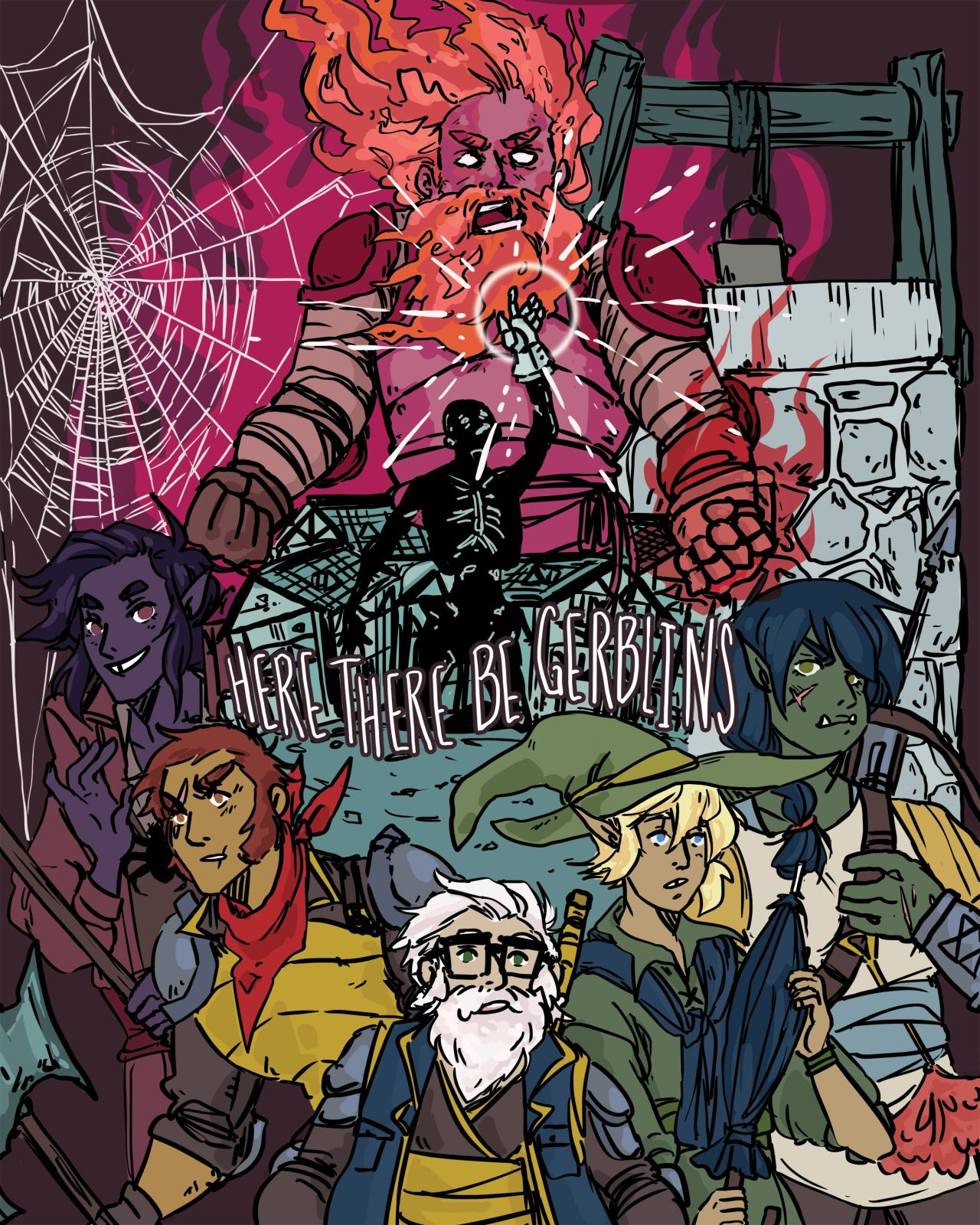Some More Adventure Zone For You I M Still Learning How