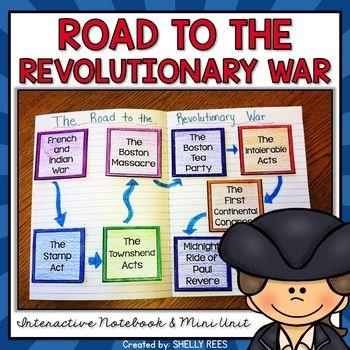 Photo of American Revolution | Revolutionary War Causes | DIGITAL and PRINTABLE