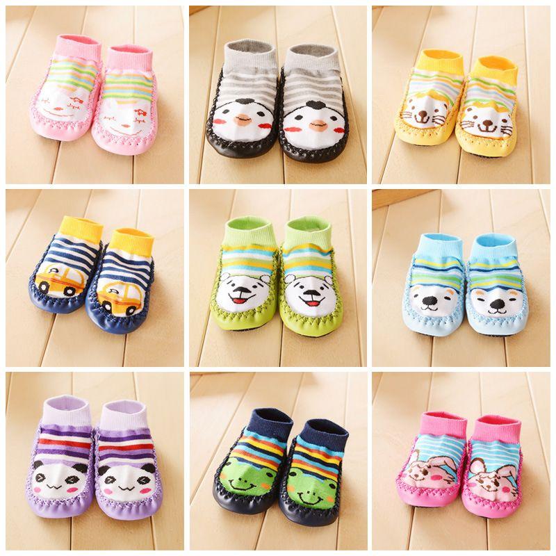 Children S Cartoon Socks Baby Gift Kid S Indoor Floor Socks Infant