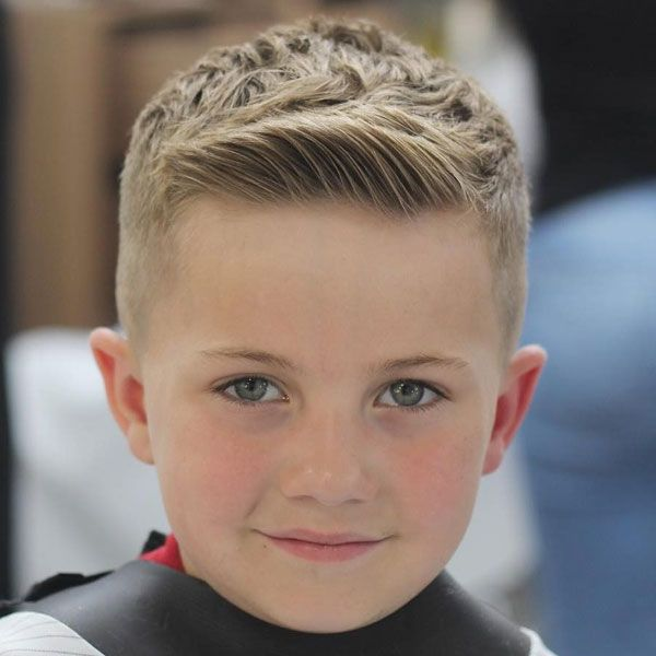 Cool 7, 8, 9, 10, 11 and 12 Year Old Boy Haircuts