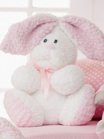 Amigurumi Floppy Bunny Pattern : Fluffy Bunny Free Crochet Patterns Yarnspirations ...