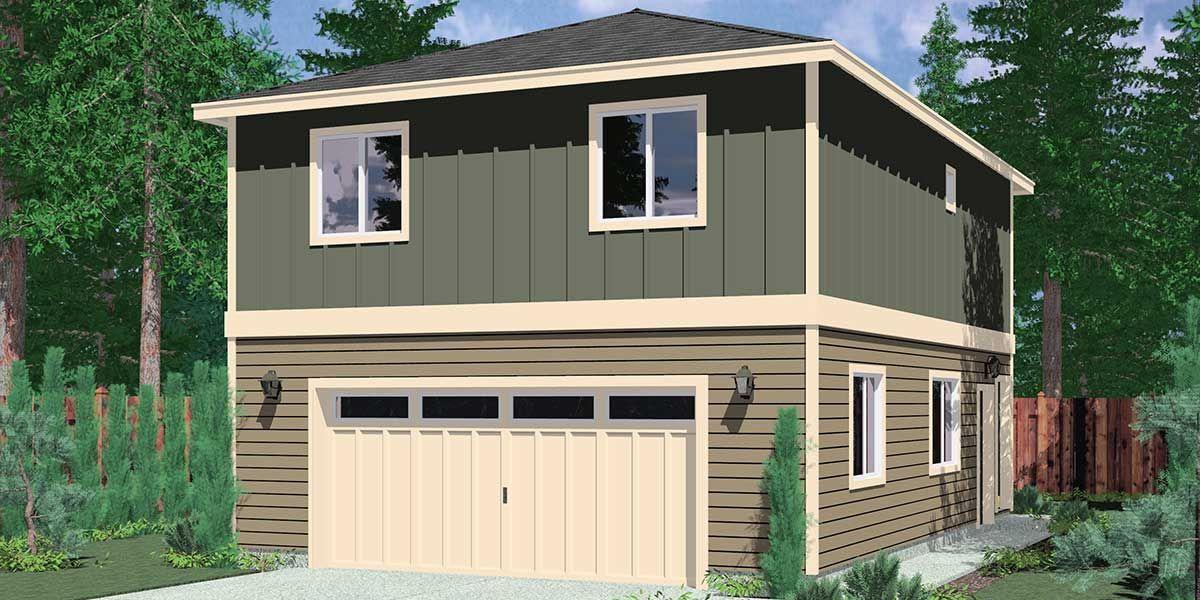Carriage Garage Plans Apartment Over Garage ADU Plans