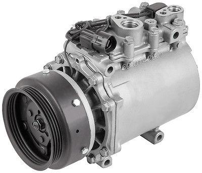 cool Remanufactured Genuine OEM AC AC Compressor & Clutch