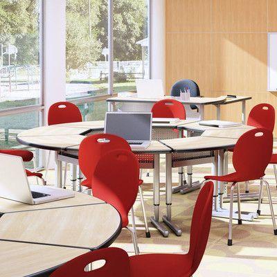 Elegant Paragon Furniture Intuitive Adjustable Height Collaborative Desk