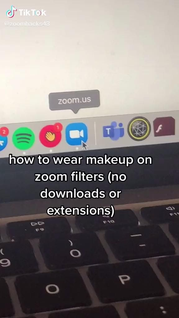 How To Look Cute On Zoom Without Trying Video In 2021 Life Hacks For School Iphone Life Hacks Student Hacks