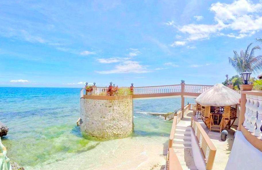 Manawa Beach Resort Alcoy Cebu Philippines