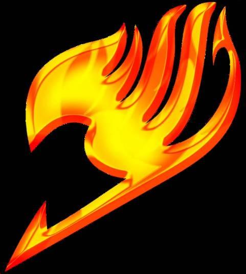 Logo Fairy Tail Flamme Png Fairy Tail Logo Fairy Tail Read Fairy Tail Manga