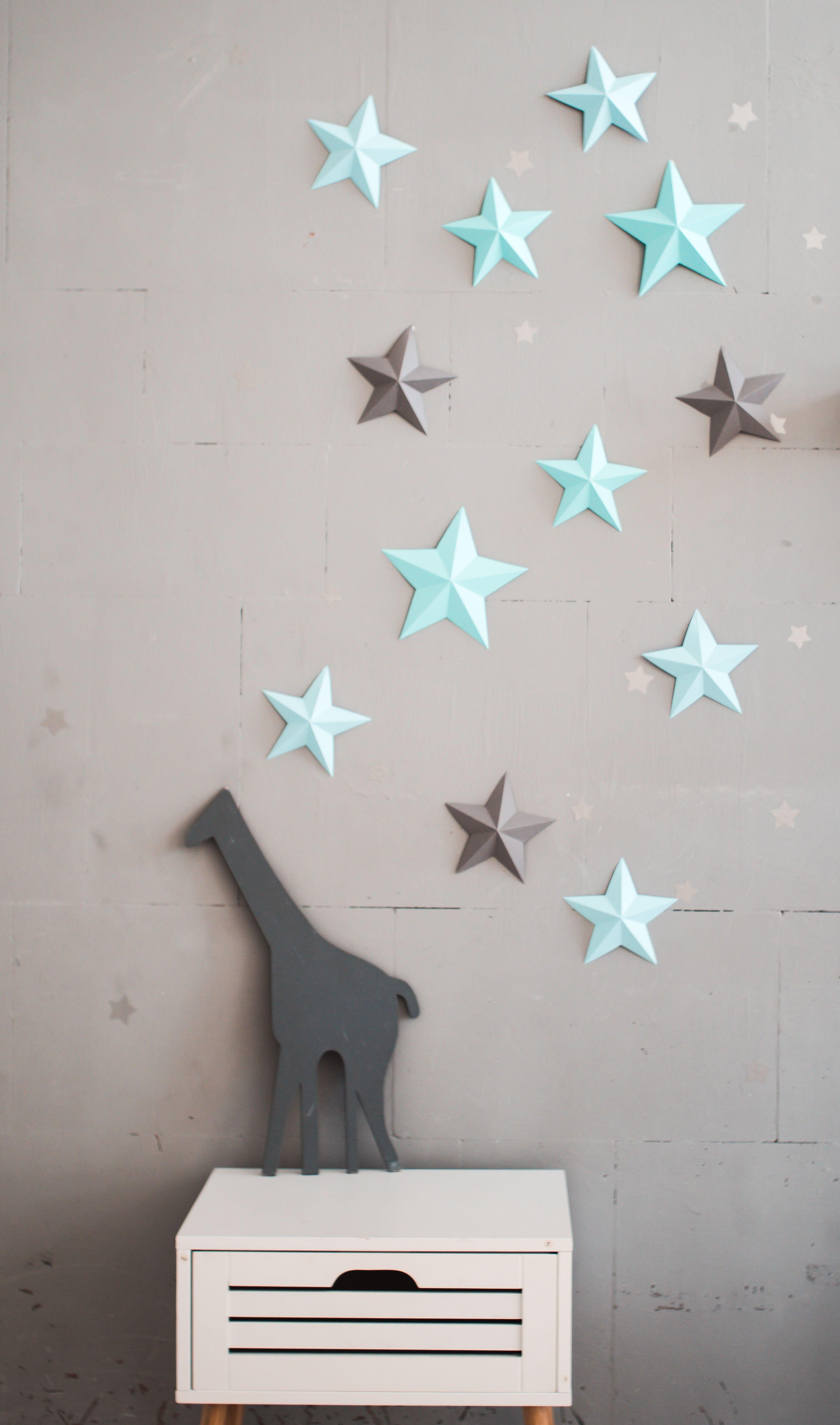 Pin On Nursery Decor Stars Decor Ideas For Baby Room