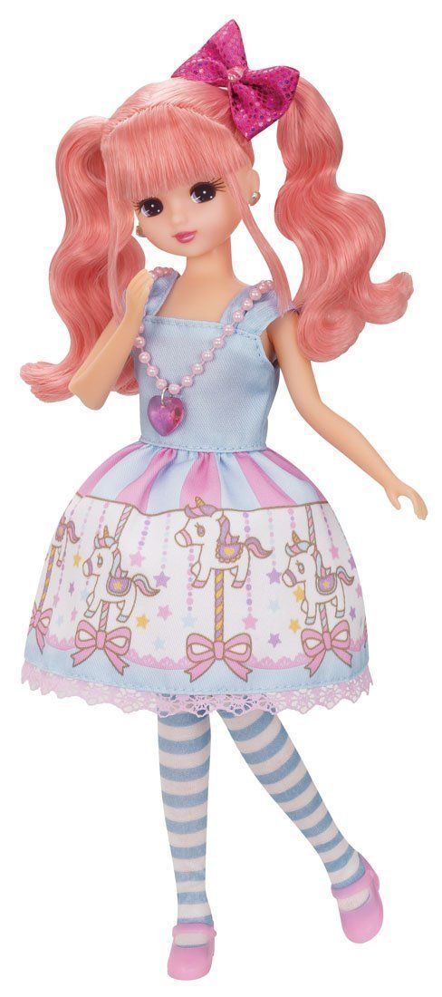 Licca Chan Doll Fairy Tale Kawaii Clothes Dress Japan Takara Tomy Outfit | eBay