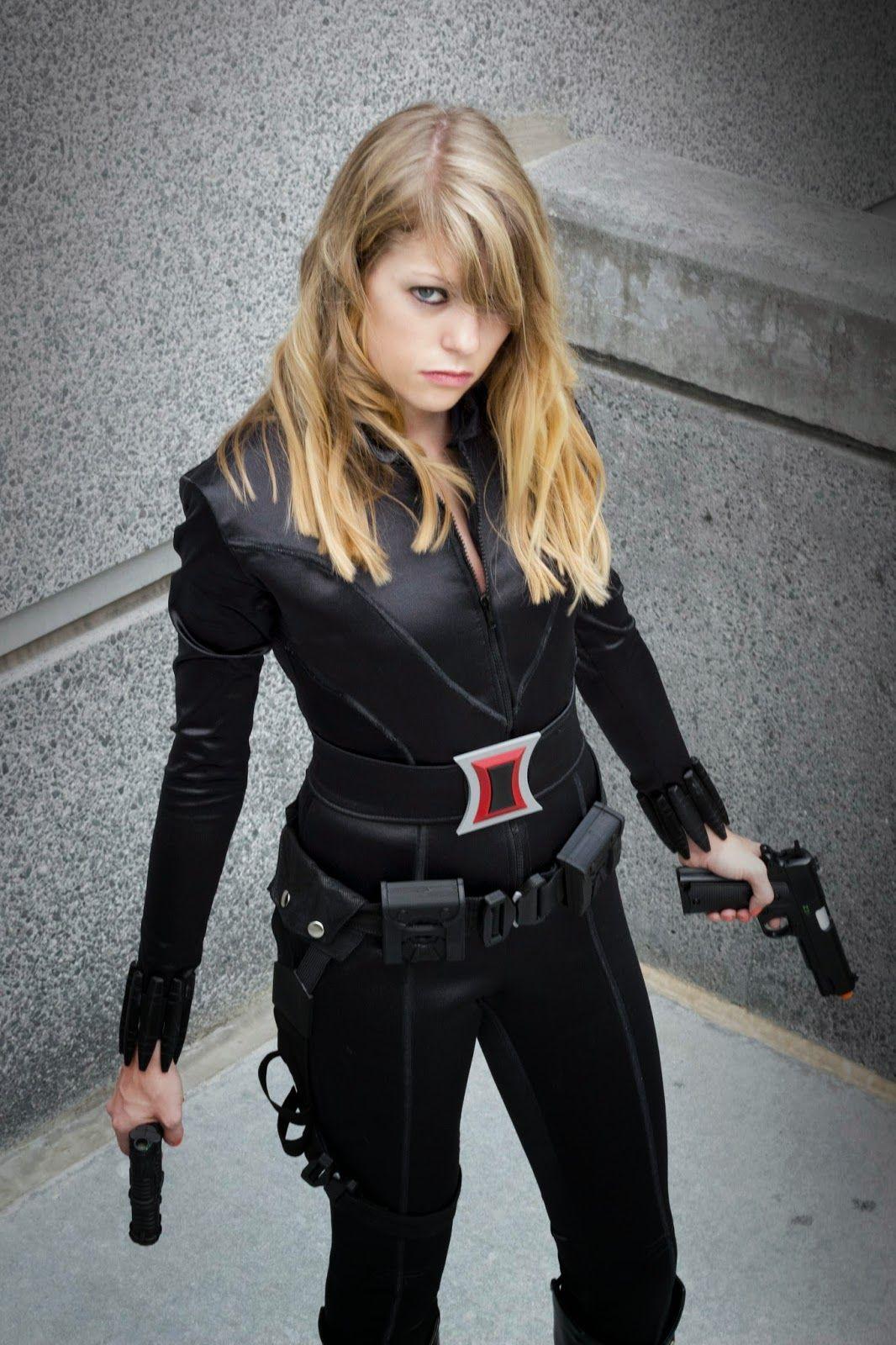 Black Widow Age Of Ultron Cosplay Google Search Black