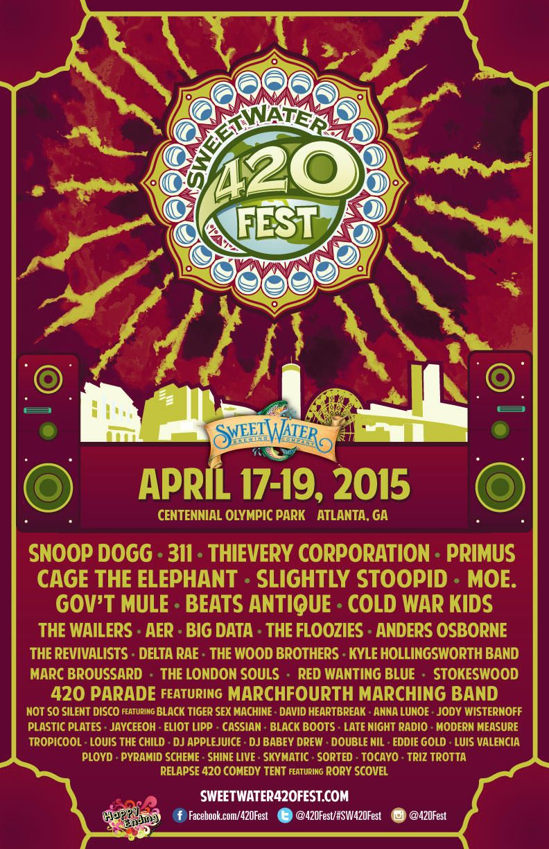Pin By Kimber Watson On Traveling Time Sweetwater 420 Fest 420 Fest Sweetwater 420