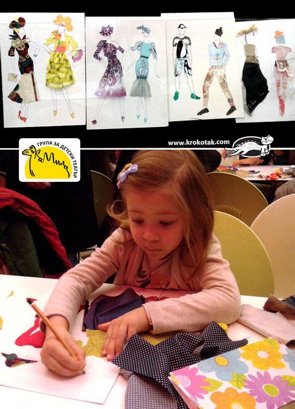 Fashion Design Craft Project Fashion Design For Kids Design Camp Fashion Design