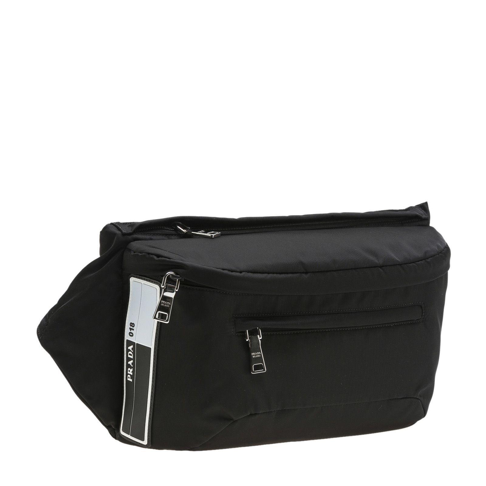 35aff4b4dda0 PRADA FANNY PACK.  prada  bags  belt bags  nylon