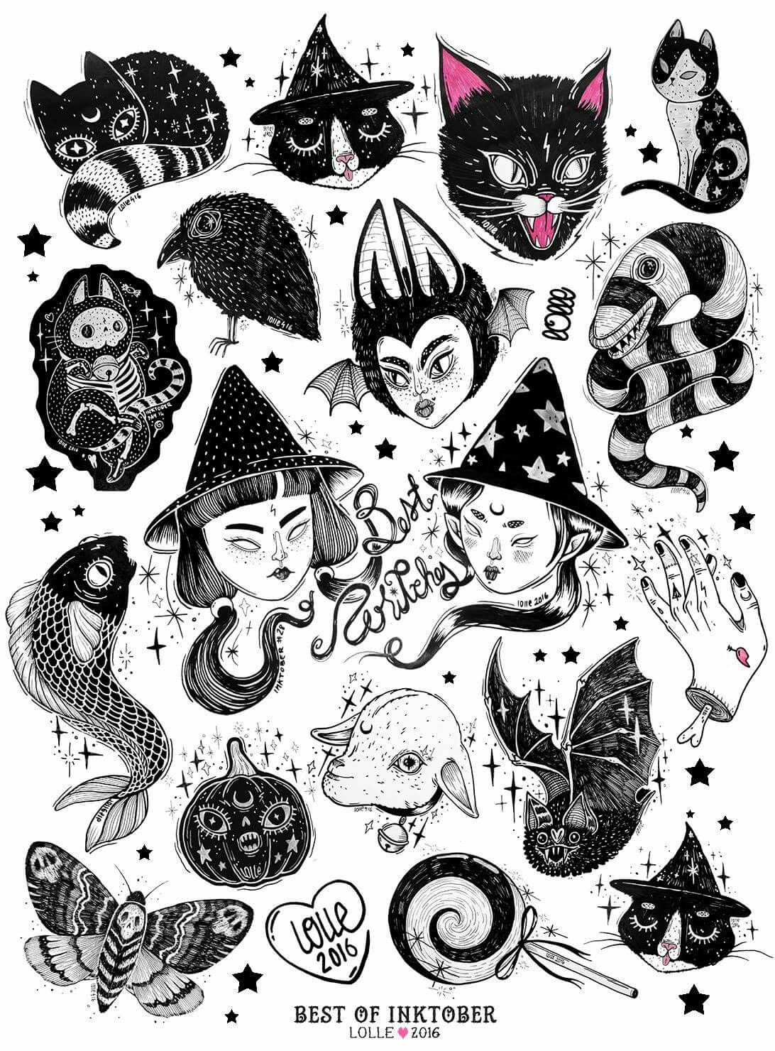 Watch How to Buy Tattoo Flash Art video