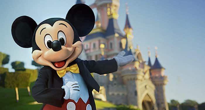 Gewinnspiel Disneyland