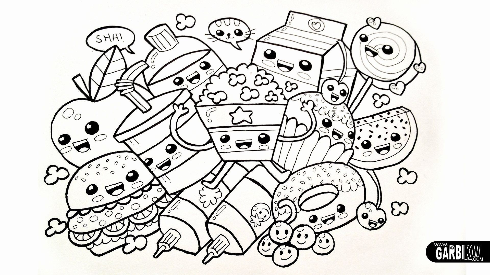 Winter Olympics Coloring Page In 2020 With Images Cute