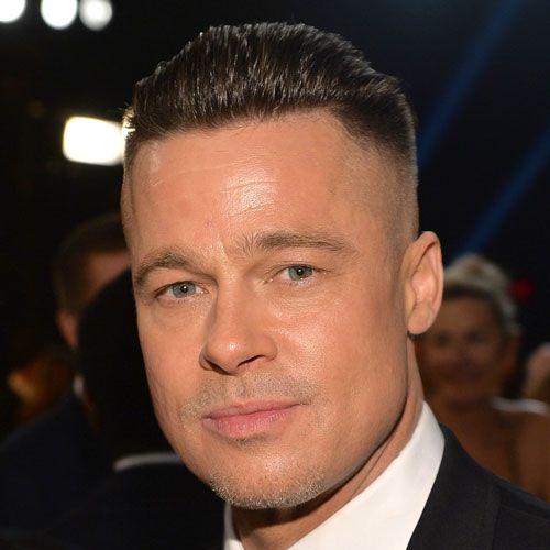 Brad Pitt Fury Frisur Manner Frisuren Frisuren Brad Pitt Und