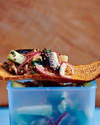 Sardine and Celery Salad