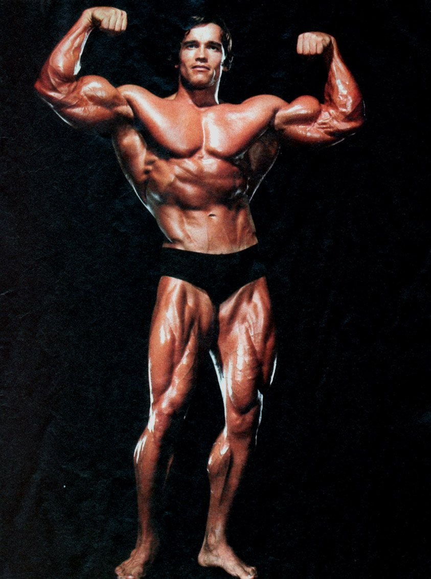 Arnold Schwarzenegger Bodybuilding Iphone Wallpaper