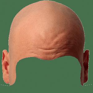 Bald Head Transparent Image Goingbaldandbaldingheads Byebyehair Bald Heads Overlays Transparent Background Overlays Transparent