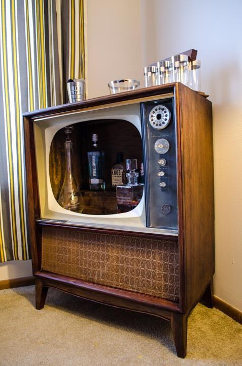 Vintage Tv Bar Bars For Home Vintage Tv Retro Home