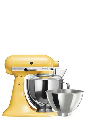 Kitchenaid Mixer - Yellow
