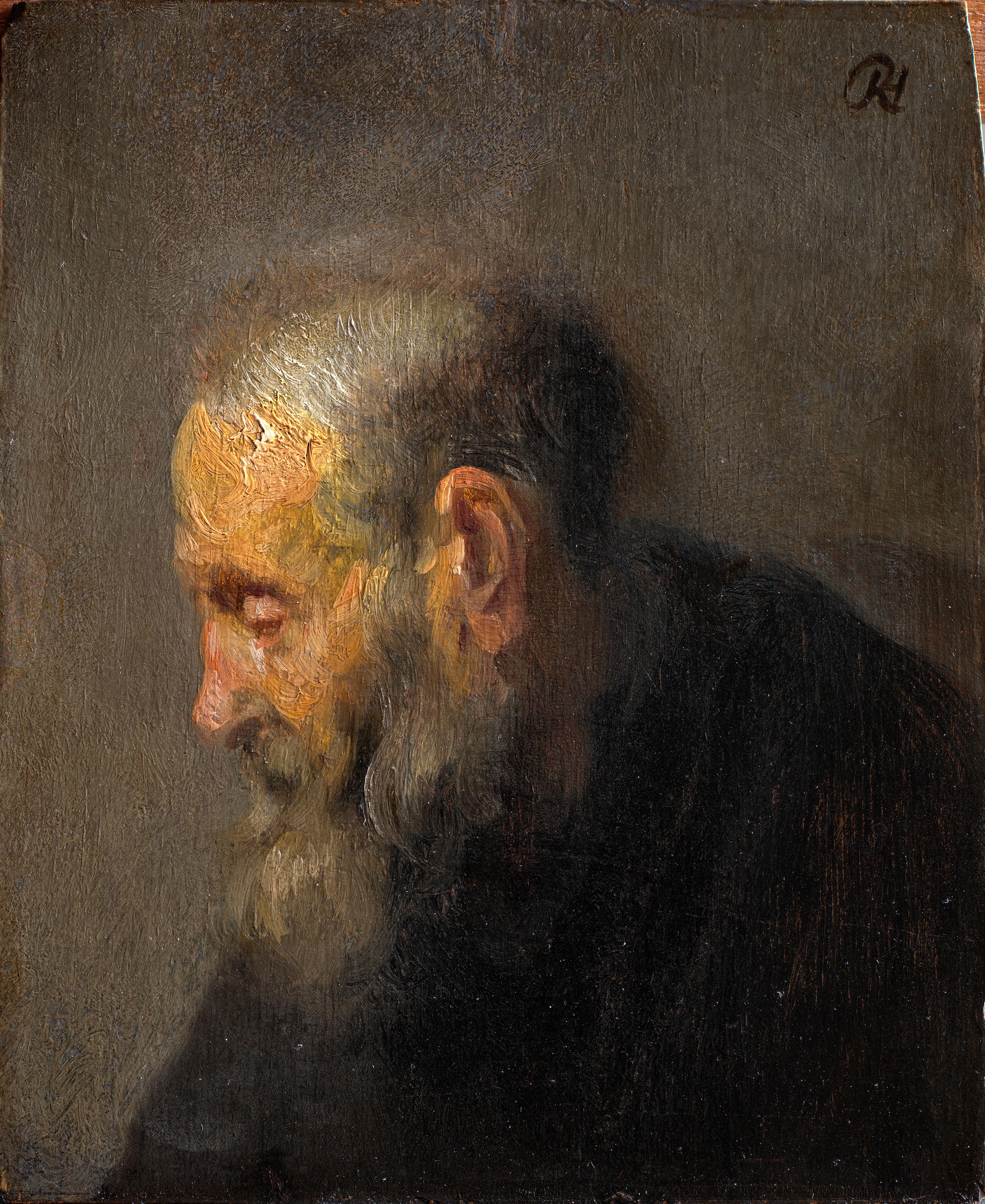 Self-Portrait - Rembrandt van Rijn — Google Arts & Culture