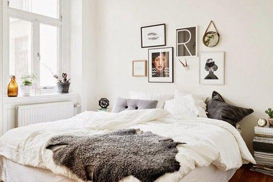 Een mooi Scandinavisch appartement