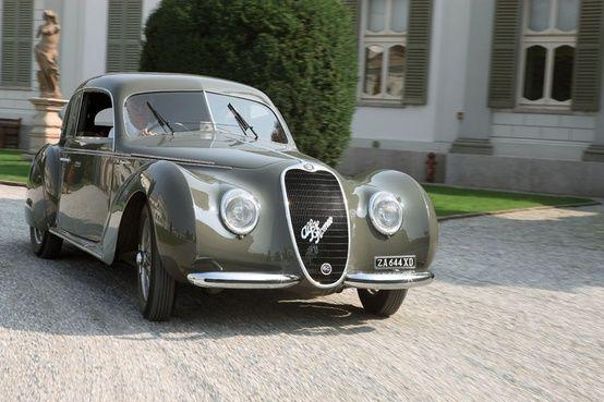 Alfa Romeo 6C (1939)