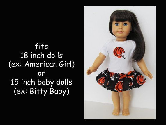 Cincinnati Bengals / 18 inch doll cheerleader dress by kkDollTeams #18inchcheerleaderclothes Cincinnati Bengals / 18 inch doll cheerleader dress by kkDollTeams #18inchcheerleaderclothes Cincinnati Bengals / 18 inch doll cheerleader dress by kkDollTeams #18inchcheerleaderclothes Cincinnati Bengals / 18 inch doll cheerleader dress by kkDollTeams #18inchcheerleaderclothes