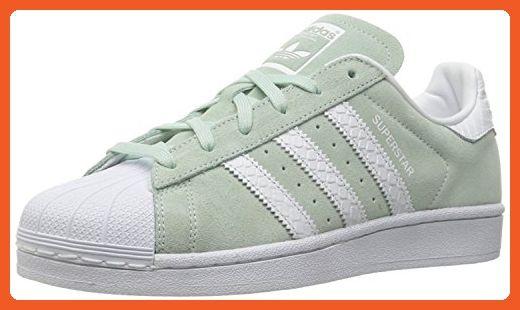 buy online 4ee54 5c390 Adidas Originals Women s Superstar W Fashion Sneaker Size US 6 - Sneakers  for women (