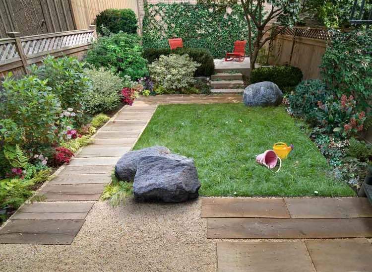 Park Slope Brooklyn Garden | Townhouse garden ideas | Pinterest ...
