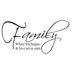 Restly Famille Osz La Vie Commence Et L Amour Ne Se Termine Jamais