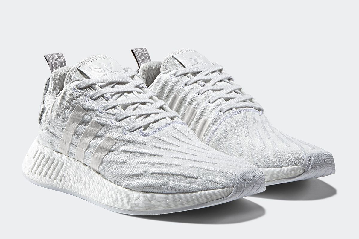 adidas Originals Styles the NMD R2 with
