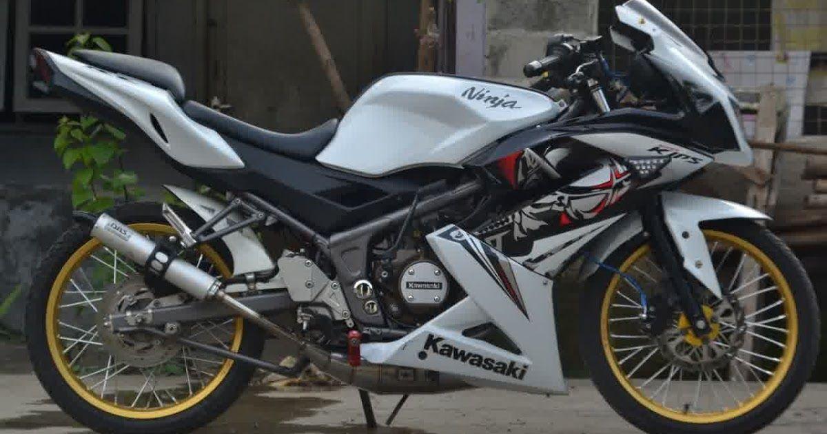 Koleksi 51 Modifikasi Motor Ninja R Super Kips Warna Merah Terbaru