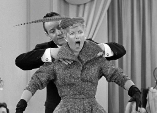 Don Loper On I Love Lucy The Fashion Show From 1955 Tv Tuesdays